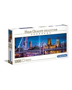 Puzzle Clementoni 98x33cm / 1000tk / London / LM