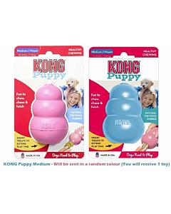 Kong Puppy mänguasi kutsikatele M