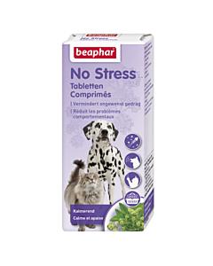 Beaphar No Stress tablets Dog/Cat / looduslikud stressi alandavad tabletid kassidele ja koertele, 20 tbl
