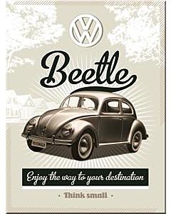Magnet / VW Beetle