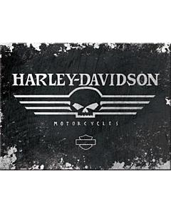 Magnet / Harley-Davidson Pealuu