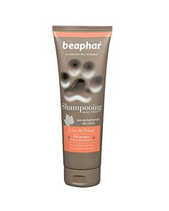 Beaphar Premium Shampoo Briljant for Dogs in tube / shampoon koertele läikiva karvastiku heaks, kiivi- ja mangoekstraktiga, tuubis, 250 ml