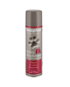 Beaphar Premium Deodorant Spray / punaste puuvijade lõhnaga deodorant, 250 ml