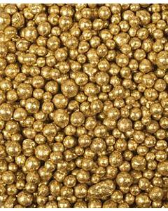 Dekoratiivpärlid Kuldne / 4-8mm / 350ml / LM