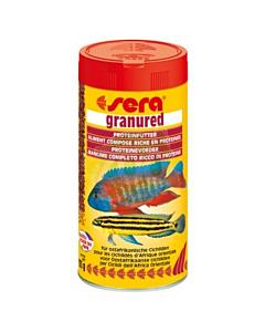 SERA 'GranuRed' / 250 ml / для цихлид
