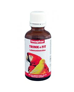 Beaphar Кормовая добавка Trink + Fit для птиц, 50 мл
