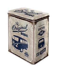 Metallpurk L / 3D VW Bulli The Original Ride / LM