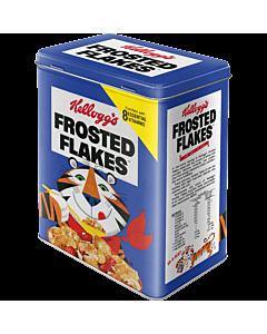Metallpurk / L / Kellogg´s Frosted Flakes Tony Tiger