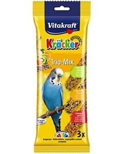 Maiustused viirpapagoidele / Kräcker / 3tk