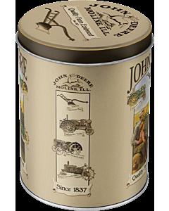 #Metallpurk ümar / John Deere Since 1837