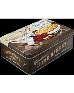 Жестяная коробка / Home Bakery / 2,5l