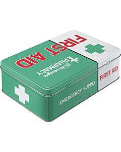 Жестяная коробка / First Aid / 2,5l