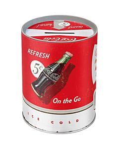 Rahakassa Coca-Cola