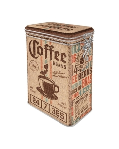Säilituspurk sulguriga / Coffee Sack
