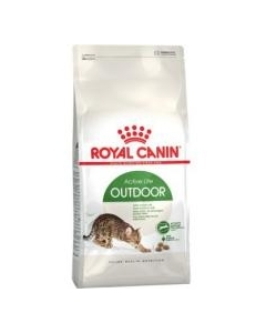 Royal Canin FHN kassitoit Outdoor  / 4kg