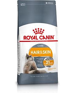 Royal Canin kassitoit Hair & Skin 33 / 10kg