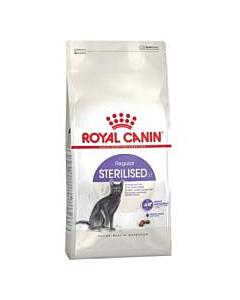 Royal Canin FHN Sterilised 37 kassitoit steriliseeritud kassile / 10kg