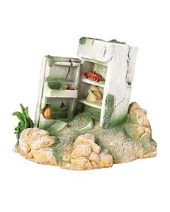 Akvaariumi dekoratsioon Külmik