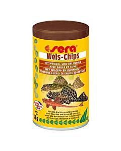 Sera 'Wels-Chips' / 100ml