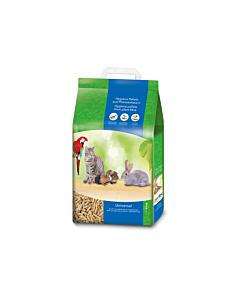 Biolagundatav allapanu kassidele,närilistele.lindudele Cat's best Universal / 20l ehk 11kg