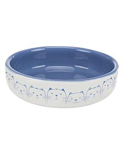 Kassi keraamiline kauss / 300ml / 15cm / hele sinine/valge