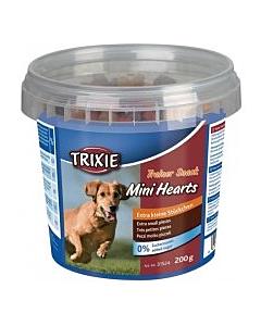 Koera maius Trainer Snack Mini Hearts / 200g