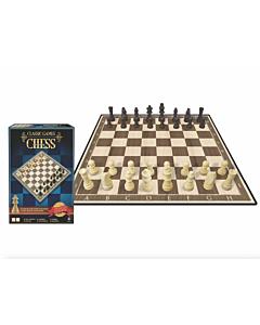 Lauamäng Male puidust Classic Games
