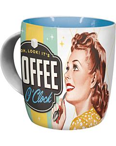 Кружка Coffee O' Clock