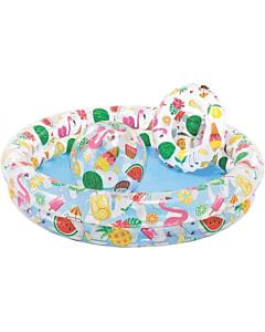 Bassein lastele Just so Fruit / + rõngas ja pall