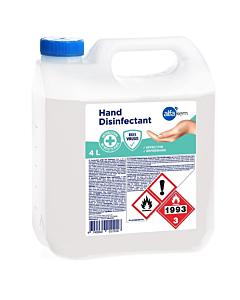 Geeljas käte desinfektant / kasutusvalmis / 4L