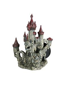 Akvaariumi kunstlik dekoratsioon Demon-Castle, LED valgustusega **