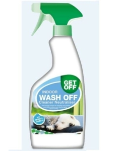 "Vapet kasside-koerte peletussprei ""Wash and Get Off"" / 500ml"