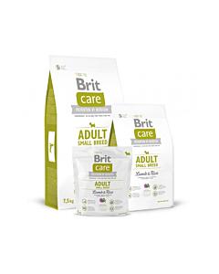 Brit Care koeratoit väikest tõugu koertele lambalihaga / 1 kg