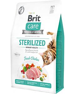 Brit Care Cat Missy täissööt steriliseeritud/kastreeritud kassidele (kana ja riis) / 400gr