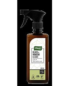 Mayeri Organic klaasipuhastusvahend Mint & Lime / 500ml