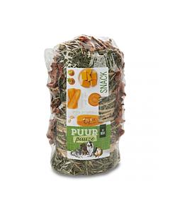 PUUR Pauze Hay Roll porgand ja kõrvits närilistele / 200g