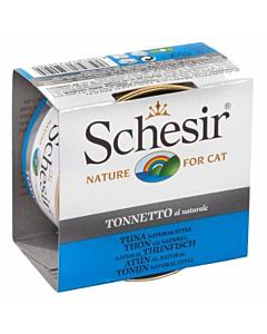 Schesir Cat kassikonserv tuunikalaga / 85g