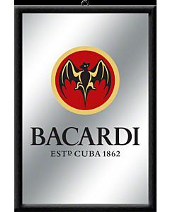 Рекламное зеркало / Bacardi