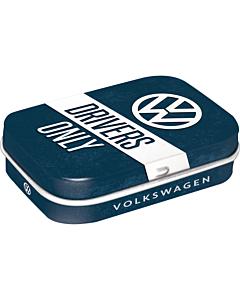 Пастилки от кашля / VW Drivers Only