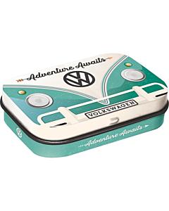 Kurgupastillid / VW Bulli - Adventure Awaits / 35g