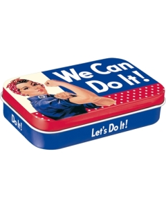 Kurgupastillid /  XL / We Can Do It