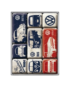 Magnetite sari / 9tk / VW The Original Ride / LM