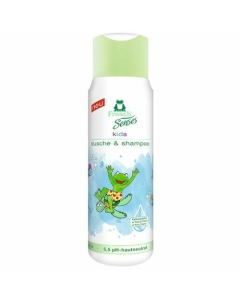 Šampoon ja dušigeel Frosch Senses lastele