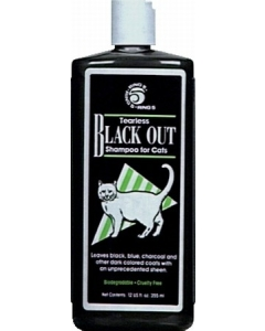 Šampoon kassidele Black Out / 355ml