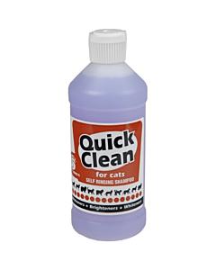 Šampoon kassidele Quick Clean / 355ml
