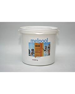 Kiiresti lahustuvad klooritabletid 50/20 / 5kg