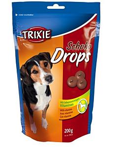 Trixie Šokolaadi-Dropsid / 200g