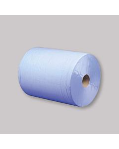 Tööstuslik kätepaber / 360mx36cm / 2-kihiline / sinine