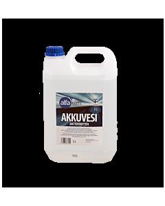 Destilleeritud vesi / 5l
