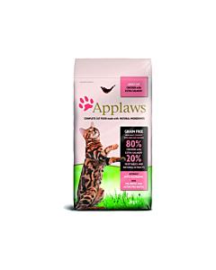 Kuivtoit Applaws  täiskasvanud kassidele kanaliha ja lõhega  / 2kg